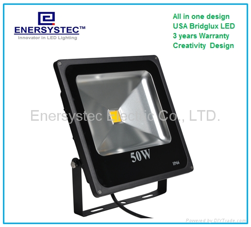 50W LED Flood lights meanwell driver 5000LM Outdoor Light bulb Replacement 1