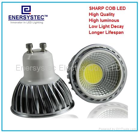 Sharp COB LED Spotlight,led spotlight, spot light,dimming spotlight,cheap cob 1