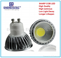 Sharp COB LED Spotlight,