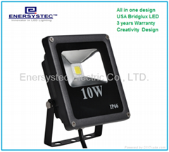 10W garden LED flood lig