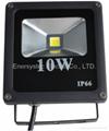 10W garden LED flood lights ip65 led landscape lighting  2