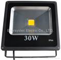30W solar LED Flood lights 12V DC for Outdoor Solar System 2