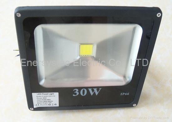 30W solar LED Flood lights 12V DC for Outdoor Solar System 3