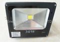 30W solar LED Flood lights 12V DC for Outdoor Solar System