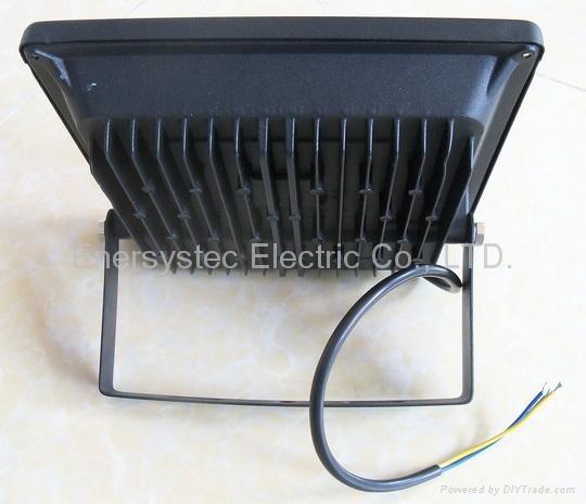 30W solar LED Flood lights 12V DC for Outdoor Solar System 4