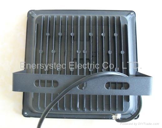 30W solar LED Flood lights 12V DC for Outdoor Solar System 5