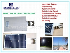 All in one Solar LED Str
