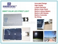 Solar LED Street Light, solar garden
