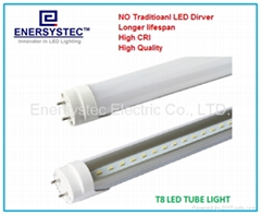 18W LED light tube 4ft ce rohs tuv 230v white