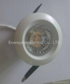Dimmable led downlight ac cob led downlight samsung led, without LED Driver