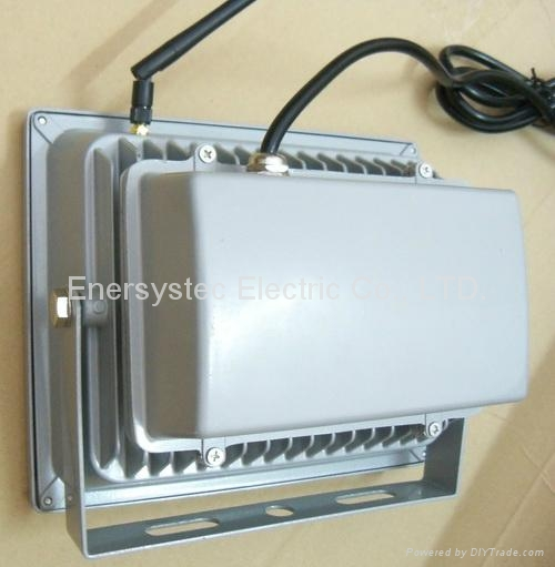 30W RGB LED Flood Lights Outdoor IP65 Remote Control Distance 100 Meter,Porch 8