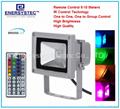 10W RGB LED Flo