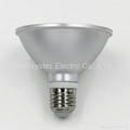 12w par30 LED Bulb Edison Screw Base E26 E27 Medium Base 12W Daylight 4500K