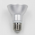 Dimmable Par20 LED light bulb 9w 100-240VAC 3000K 600K