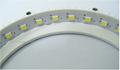 LED panel lights round light panel 4 inch 12w