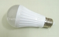 5W LED Light Bulb A19 E27 E26 Replacment 40W Bulb 500LM SMD2835 Samsung LED