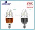 5W Candle LED Bulb,e14 candle light,candle bulb,led bulb candle,dim candle bulb