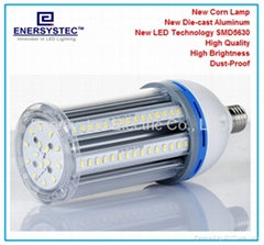 45W LED Corn Light Bulbs 300W-400W Equivalent E39 E40 Mogul Light Base Garage