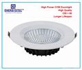 10W Embeded Ceiling Downlight,COB Philips Chips, CRI90, 100-264V,