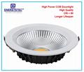 15W LED Down Light Ceiling Light Fixture 1500LM Cool White 6000K or 3000K