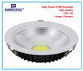 30W High Power Dimmable Led Downlights 120V or 230V, 3000LM, Philips LED