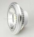 ALL IN ONE AR111 LED Light Bulb,integrated ar111 light bulb,gx53 led light