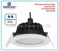 Waterproof LED Down lighting IP54
