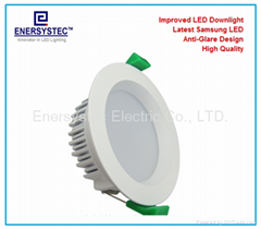 14W 3 Years Warranty Led Recessed Downlight, Led Downlight Dimmable