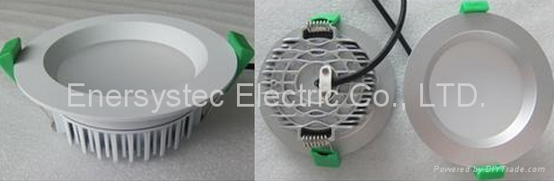 14W 3 Years Warranty Led Recessed Downlight, Led Downlight Dimmable 2