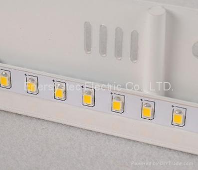 12W Round LED Panel Light 6 inch high brightness surface mount 3