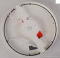 18W Round LED Panel downlight warm light dimmable 2