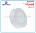 5W LED Panel Lights 3000k Warmwhite Meanwell LED Driver rohs tuv ul white light