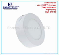 5W LED Panel Lights 3000