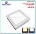 12W LED Ceiling panel light flat light