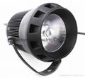 Energy Saving LED Track Light 20W CE ROHS 100-240V 120LM/W Super Bright
