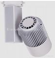20W COB LED Track Light Aluminum Case 100-240V Samsung LED CE Driver Long Life 3