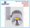 20W COB LED Track Light Aluminum Case 100-240V Samsung LED CE Driver Long Life 1