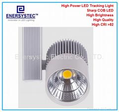 20W COB LED global track lighting