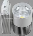 20W COB LED Track Light Aluminum Case 100-240V Samsung LED CE Driver Long Life 5
