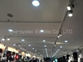 30W LED Tracking Lighting Aluminum profile+glass,3000LM for office home hotel 7