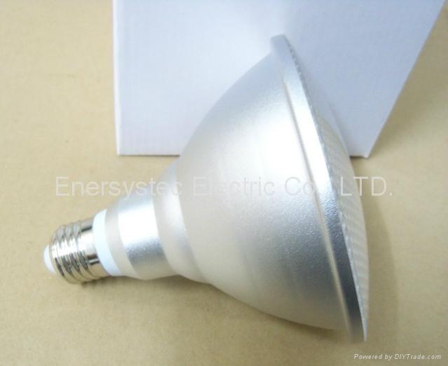 IP65 PR38 LED Light bulb waterproof 7Watt 700LM for 60W Replacement 100-240V 4