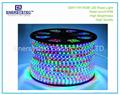 230VAC RGB LED Rope Lights IP68
