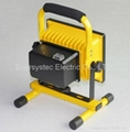 30W Rechargeable Portable LED Work Lights ,Flood Light LED Battery,Removeable