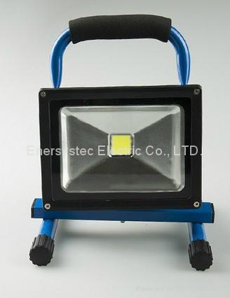 20W rechargeable led flood lighting work lights,Charging Floodlight 2