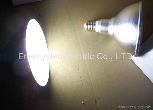 IP65 PR38 LED Light bulb waterproof 7Watt 700LM for 60W Replacement 100-240V 2