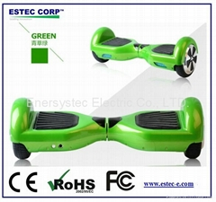 Electric Standing Scooter Skateboard Smart Balance Scooter Hoverboard Motorized