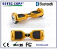electric scooter hover boards smart wheel with bluetooth led light china factory