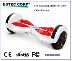 Smart Self Balancing Electric Scooter Unicycle 2 Wheels Hover Board Balance