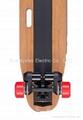4 wheel electric board scooter 1800W skateboard wireless control hoverboard