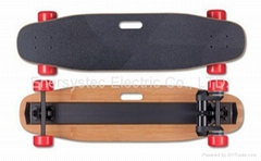 4 wheel electric board s